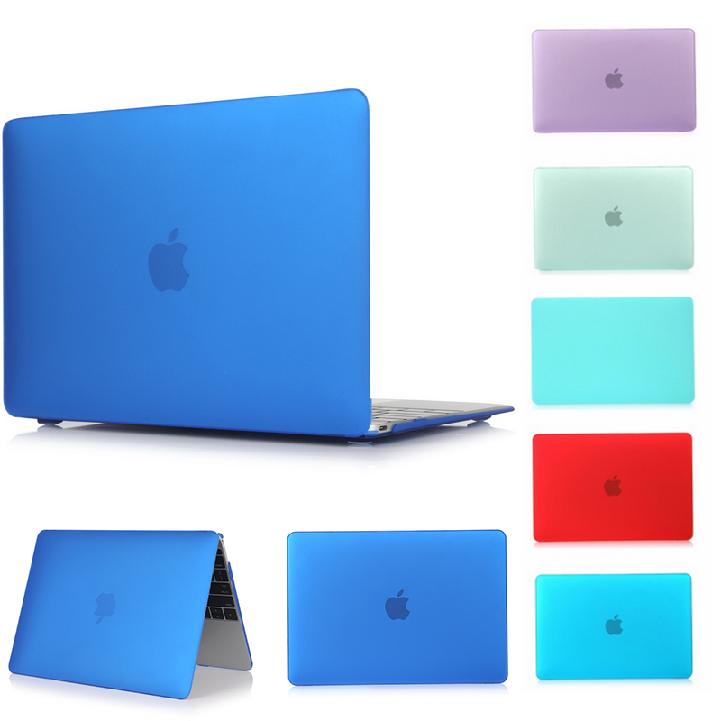 Laptop Case Macbook Air 13 Vaka Hava 11 Pro 13 15 Retina Kristal Laptop Kol Çantası Kapak Için Macbook 13 15 Dokunmatik Bar kılıfları